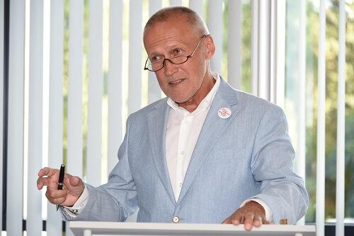 Vorstand Jörg-Peter Schulz