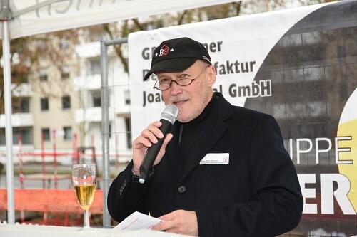Vorstand JP Schulz