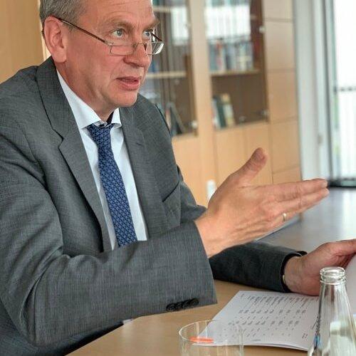 Wirtschaftsprüfer Herr Fechner
